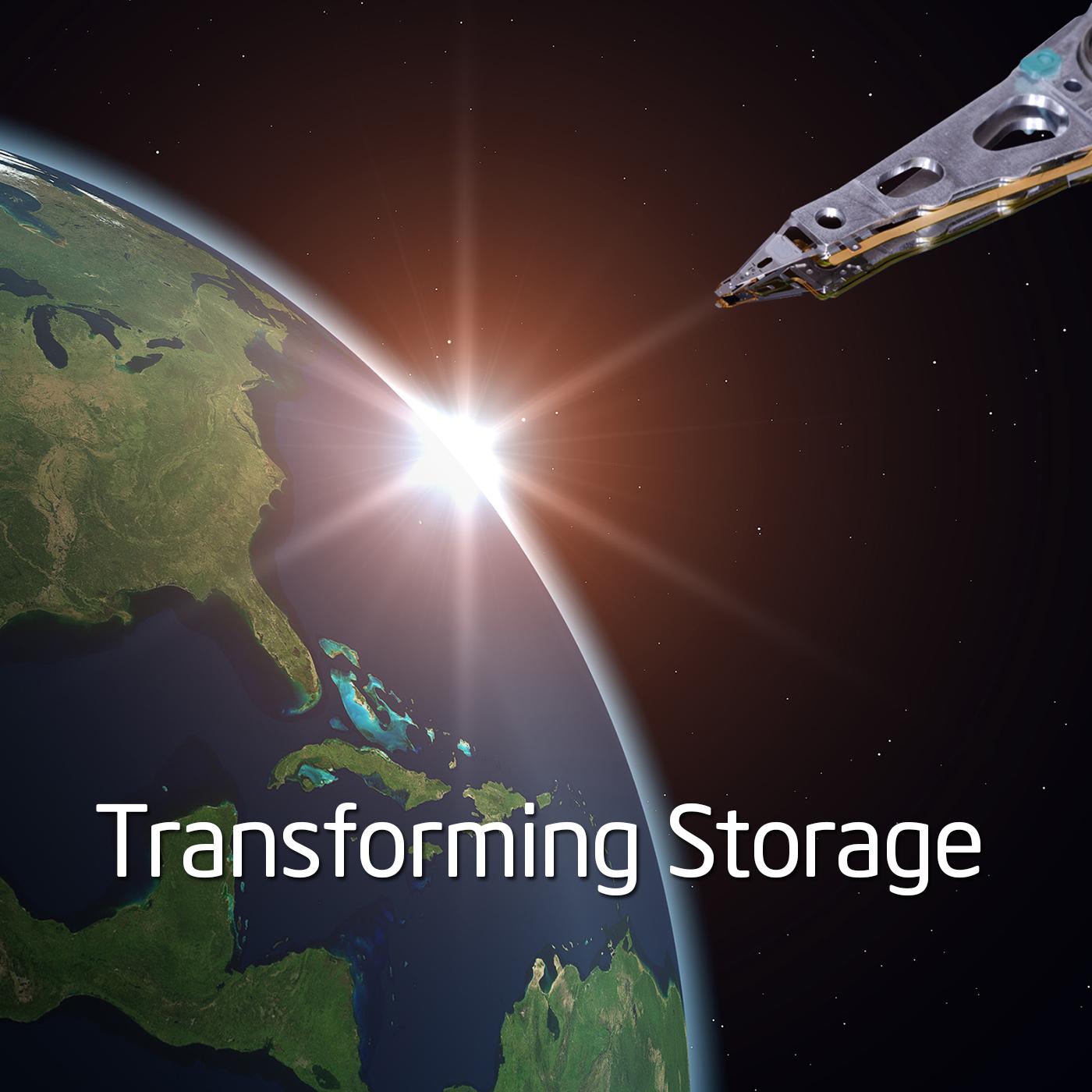 Transforming Storage